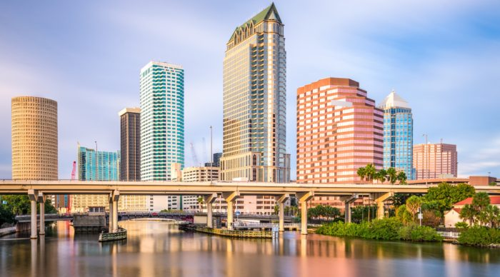 Stanton IP Law firm - New Office Location - 201 E Kennedy Blvd., Suite 825, Tampa, FL 33602