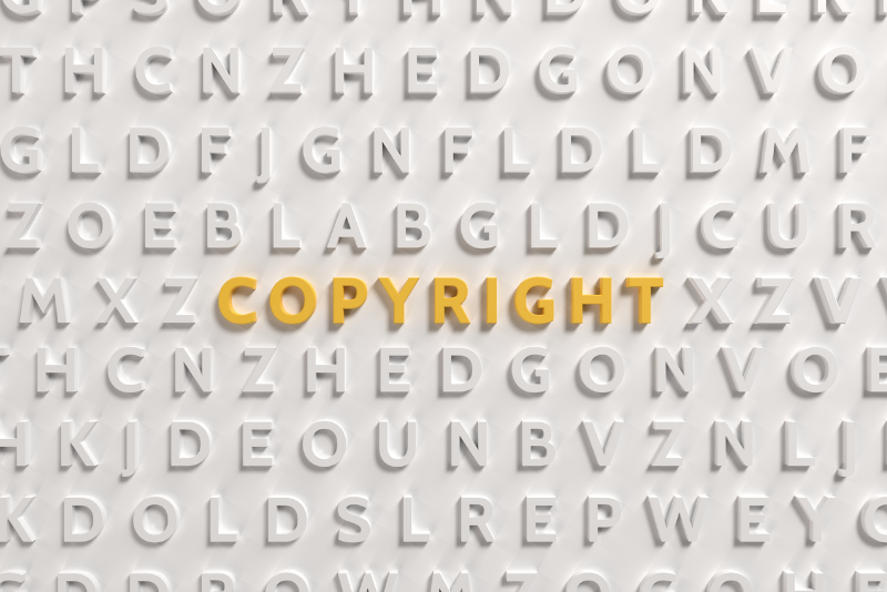 Rich results on Google SERP on how to avoid copyright issues with online content